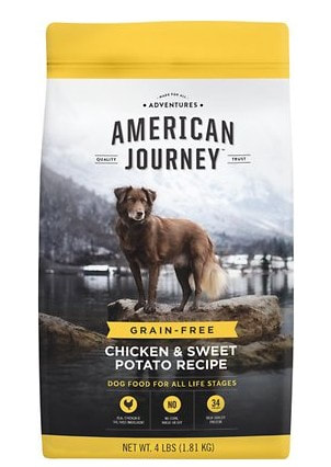 American Journey Grain-Free Dry Dog Food  sc 1 st  Holistic And Organix Pet Shoppe & TOP WORST DRY DOG Food Brands - Holistic And Organix Pet Shoppe
